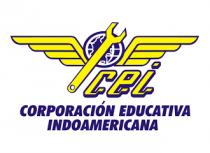 Corporacion Educativa Indoamericana - Logo