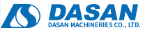Dasan Machineries Co. Ltd. - Logo