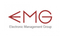 Electronic Management Group (EMG) - Logo