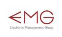 Electronic Management Group (EMG) - Logo