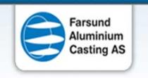 Farsund Aluminium Casting A.S. - Logo