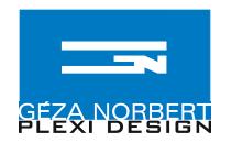 Geza Norbert Plexi Design Bt. - Logo