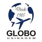 Globo Usinagem - Logo