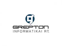 Grepton Informatikai Zrt. - Logo