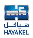 Hayakel Steel Industries Co. - شركة هياكل للصناعات الحديدية - Logo