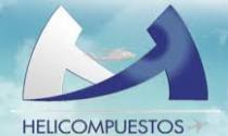 Helicompuestos Ltda. - Logo