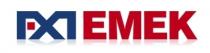 Hellenic Metallic Construction S.A. (EMEK) - Logo