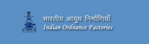 Indian Ordnance Factories - Logo