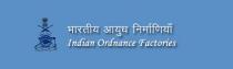 Indian Ordnance Factories - Logo