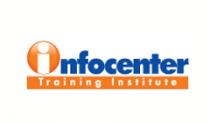 Infocenter - معهد انفو سنتر - Logo