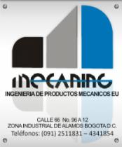 Ingenieria de Productos Mecanicos -  Mecaning S.A.S. - Logo