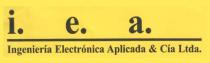 Ingenieria Electronica Aplicada Y Cia Ltda. (i.e.a.) - Logo