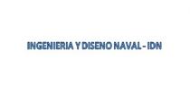 Ingenieria Y Diseno Naval - Logo