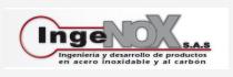 Ingenox S.A.S. - Logo