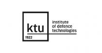 Institute of Defence Technologies - Kaunas University of Technology - IDT - Logo