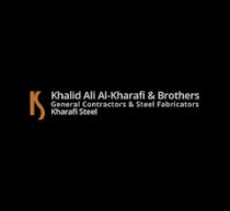 Khalid Ali Al-Kharafi & Bros Co. - مصنع الخرافي ستيل - Logo