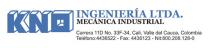 Kno Ingenieria Ltda. - Logo