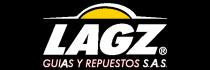 LAGZ - Guias Y Repuestos Ltda. - Logo