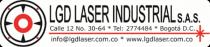 Lgd Laser Industrial E.U. - Logo