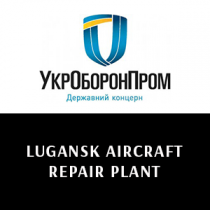Lugansk Aircraft Repair Plant - Logo