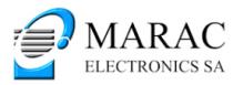 Marac Electronics S.A. - Logo