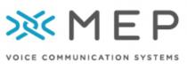 M.E.P. - Logo