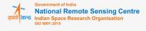 National Remote Sensing Centre Indian Space Research Organisation (NRSA) - Logo