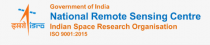 National Remote Sensing Centre Indian Space Research Organisation (NRSA) - Logo