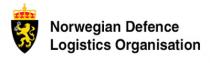 Norwegian Defence Logistics Organisation (NDLO) - Logo