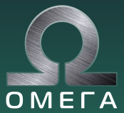 JSC «Instrument-making plant «Omega» - Logo