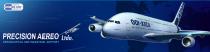 Precision Aereo Ltda. - Logo