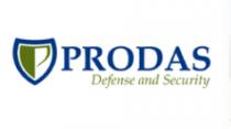 PRODAS Defence and Security B.V. - Logo