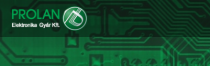 Prolan Electronics Works Ltd. (Prolan Elektronikai Gyar Kft) - Logo