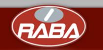 Raba Axle Manufacturing and Trading Limited Liability Company (Raba Futomq Gyarto es Kereskedelmi Korlatotl FelelQssegq Tarsasag) - Logo