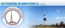 Raith Engineering & Manufacturing Co. W.L.L. - Logo