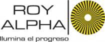 Roy Alpha S.A. - Logo