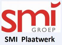 SMI Plaatwerk - Logo