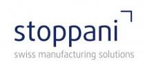 Stoppani AG - Logo