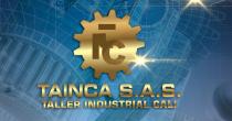 Tainca S.A.S. - Taller Industrial Cali - Logo