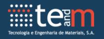 TEandM Tecnologia e Engenharia de Materiais SA - Logo