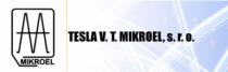 Tesla V.T. Mikroel s.r.o. - Logo