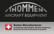 Thommen Aircraft Equipment AG - Logo