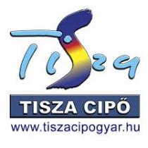 Tisza Shoe Manufacturing Ltd. - Logo