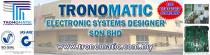 Tronomatic Electronic Systems Designer Sdn. Bhd. - Logo