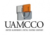 United Aluminum  & Metal Coating Co. (UAMCCO) - Logo