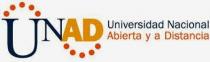 Universidad Nacional Abierta y a Distancia - UNAD - Logo