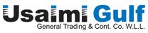 Usaimi Gulf (UG) - Logo