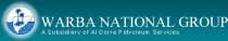 Warba National Group - Logo