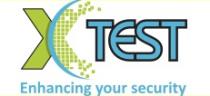 X Test - Logo