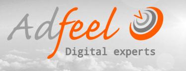 Adfeel Technological Advertising - Logo